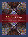 Cover of Fall 2019 catalog