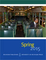 Cover of Spring 2015 catalog