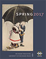 Cover of Spring 2017 catalog