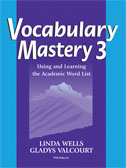 Vocabulary Mastery 3