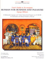 Book cover for 'Russian for Business and Pleasure'
