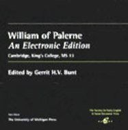 Cover image for 'William of Palerne'