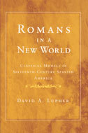 Cover image for 'Romans in a New World'