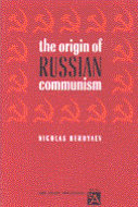 Cover image for 'The Origin of Russian Communism'