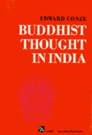 Cover image for 'Buddhist Thought in India'