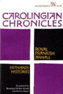 Cover image for 'Carolingian Chronicles'