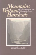 Book cover for 'Mountains Without Handrails'