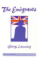 Cover image for 'The Emigrants'