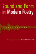 Cover image for 'Sound and Form in Modern Poetry'