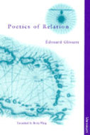 Book cover for 'Poetics of Relation'