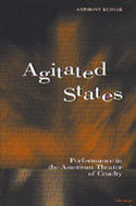 Book cover for 'Agitated States'