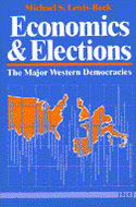 Cover image for 'Economics and Elections'