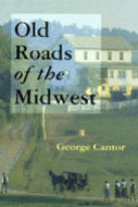 Book cover for 'Old Roads of the Midwest'