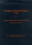 Book cover for 'Michigan Statistical Abstract 1996'