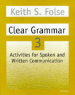 Cover image for 'Clear Grammar 3'