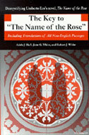 Book cover for '<div><b>The Key to <i>The Name of the Rose</i> </b></div>'