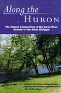 Book cover for 'Along the Huron'