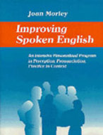 Book cover for 'Improving Spoken English'