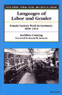 Book cover for 'Languages of Labor and Gender'