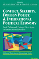 Book cover for 'Conflict, Security, Foreign Policy, and International Political Economy'