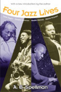 Book cover for 'Four Jazz Lives'