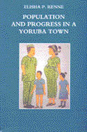Cover image for 'Population and Progress in a Yoruba Town'