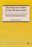 Cover image for 'The Walrasian Vision of the Microeconomy'
