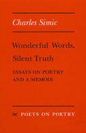 Cover image for 'Wonderful Words, Silent Truth'