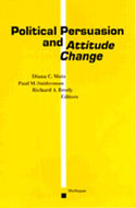 Book cover for 'Political Persuasion and Attitude Change'