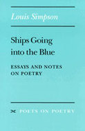 Book cover for 'Ships Going into the Blue'