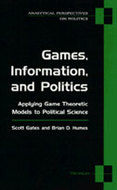 Cover image for 'Games, Information, and Politics'