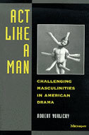 Cover image for 'Act Like a Man'