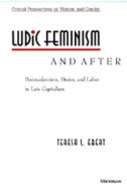 Book cover for 'Ludic Feminism and After'