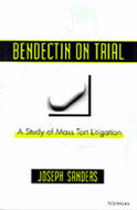Cover image for 'Bendectin on Trial'