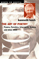 Book cover for 'The Art of Poetry'