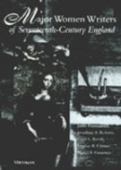 Book cover for 'Major Women Writers of Seventeenth-Century England'
