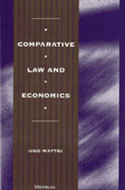 Cover image for 'Comparative Law and Economics'