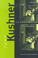 Book cover for 'Tony Kushner in Conversation'