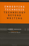 Cover image for 'Embodying Technesis'