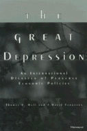 Book cover for 'The Great Depression'