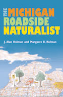 Book cover for 'The Michigan Roadside Naturalist'
