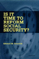 Cover image for 'Is It Time to Reform Social Security?'