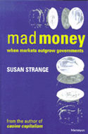 Book cover for 'Mad Money'