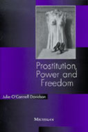 Book cover for 'Prostitution, Power and Freedom'