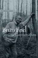 Book cover for 'Brian Friel in Conversation'