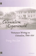 Cover image for 'Colonialism Experienced'