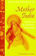 Book cover for 'Mother India'