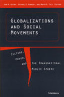 Book cover for 'Globalizations and Social Movements'