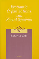 Cover image for 'Economic Organizations and Social Systems'