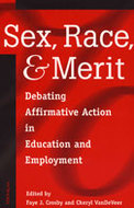 Cover image for 'Sex, Race, and Merit'